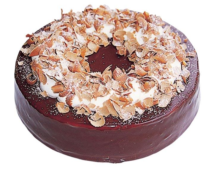 チョコレート・レア・ケーキ